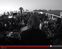 AfterMovie MARCEL DETTMANN at AFROBAR outdoor