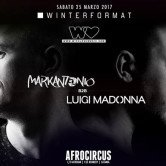 WITH LOVE presents:  MARKANTONIO b2b LUIGI MADONNA