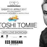 With Love presents: Satoshi Tomiie