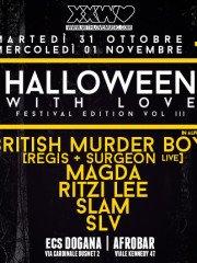 Halloween With Love [festival edition vol III]