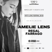 With Love presents: Amelie Lens – Regal – Farrago